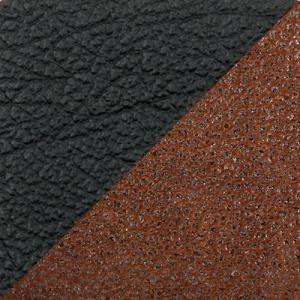 544 экокожа черная/коричневая