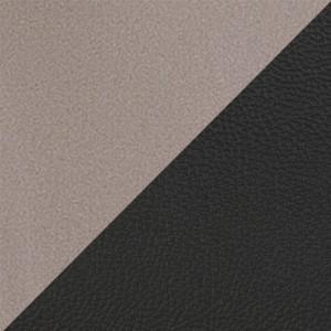 617 кожа светло-серая/темно-серая