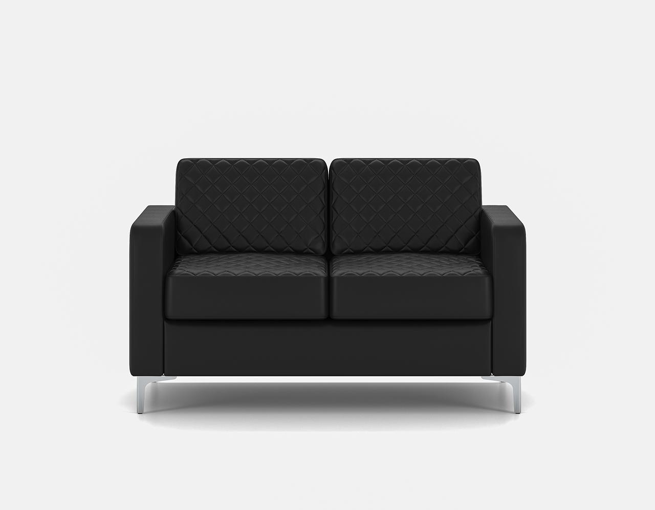 Актив - диван двухместный