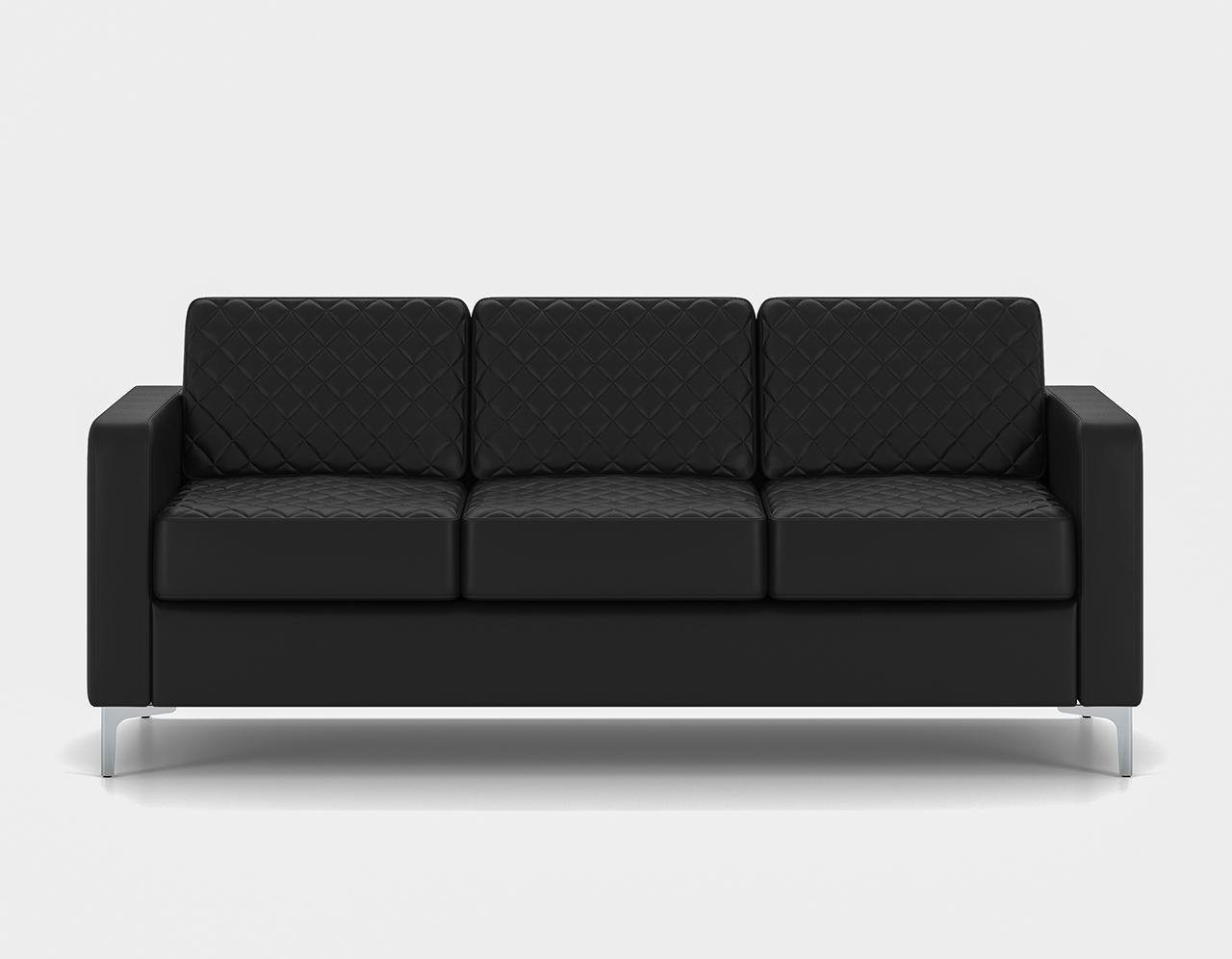 Актив - диван трехместный